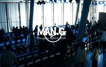 MAN.G 18 S/S HISEOULSHOW FASHION WEEK